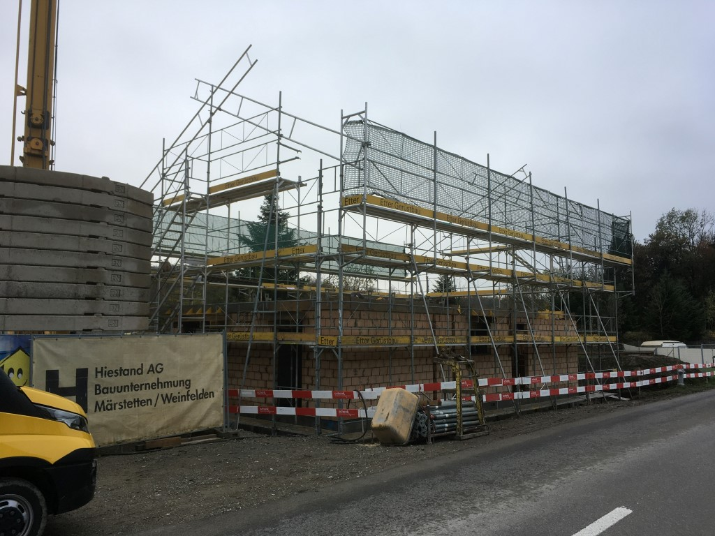 Neubau EFH in Bonau
